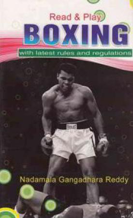 Boxing English Book By N.Gangadhara Reddy