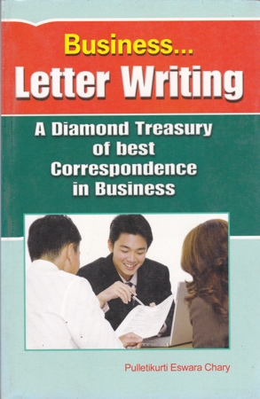 Business.. Letter Writing English Book By Pulletikurti Eswara Chary