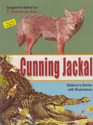 Cunning Jackal English Book By P.Rajeswara Rao
