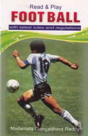 Foot Ball English Book By N.Gangadhara Reddy