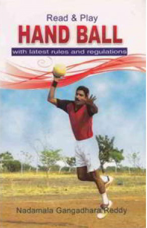 Hand Ball English Book By Nadamala Gangadhara Reddy