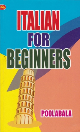 Italian For Beginners Book By Poolabala