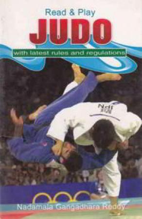 Judo English Book By N.Gangadhara Reddy