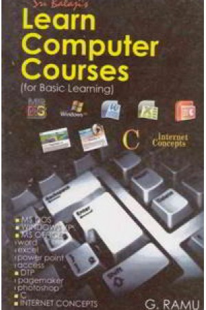 Learn Computer Courses English Book By G.Ramu