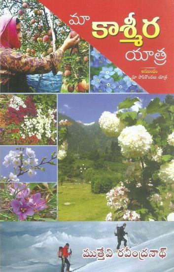 Maa Kashmeera Yatra Telugu Book By Muttevi Ravindranadh