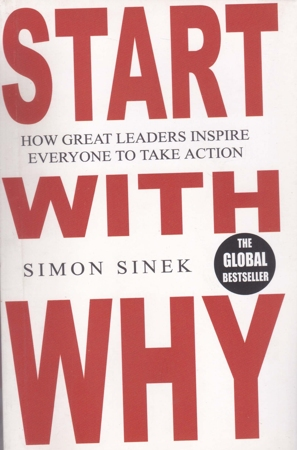 Styart With Why English Book By Siomon Sinek