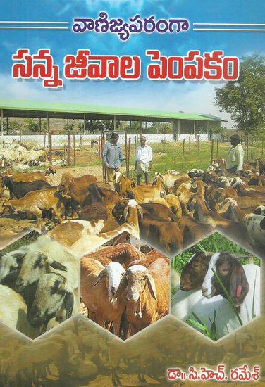 Vanijyaparamga Sanna Jeevala Pempakam Telugu Book By DR. Ch.Ramesh
