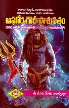 aghora-gowri-paasupatam-by-sri-sripada-venkata-subramanyam