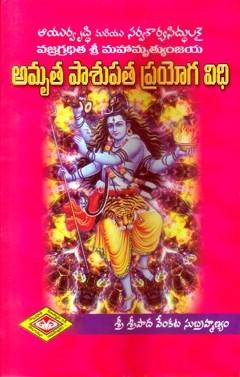 amruta-paasupatha-prayoga-vidhi-by-sri-sripada-venkata-subramanyam