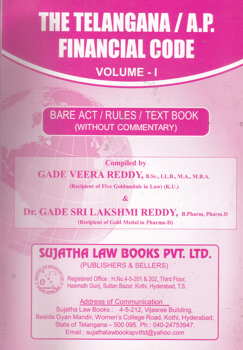 the-tsap-financial-code-volume-1-department-text-books-by-gade-veera-reddy
